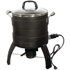 Shop 18LB-CAPACITY ELECTRIC OIL-FREE TURKEY Fryer