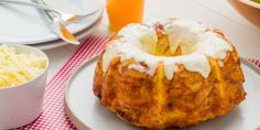 The three morning essentials—BEC—baked into one amazing monkey bread.