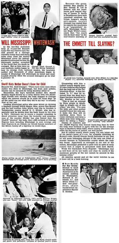 Will Mississippi Whitewash the Emmett Till Killing - Jet M… | Flickr