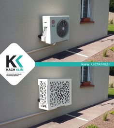 Add value to your property and enjoy your outdoors with our air conditioning covers, air conditioner covers and heat pump covers. Kach K . Air Conditioner Cover, Balcony Design, Home Projects, Pvc Pipe Projects, Exterior Design, Planer, Diy Home Decor, House Plans, Sweet Home