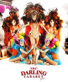 Best show in Darling Cabaret in Prague.   #Girls# Darling Cabaret #hot girls# Prague# Night show#