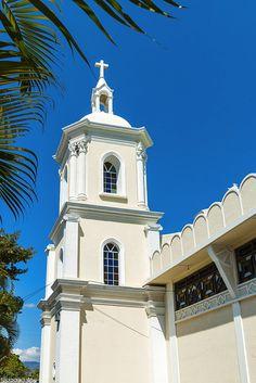 Catedral Nuestra Señora del Rosario, construida en 1823 en esta ciudad comercial del norte progresiva, Estelí, Nicaragua, América Central