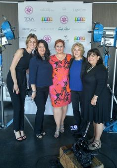 The GENIE Team was out in force at the TVSN Meet & Greet (even Patty Bunch was able to join us)!