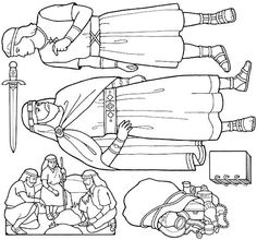 tree of life nephi coloring page - Google Search