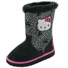 HELLO KITTY SELKIRK STOCK WINTER SHOES