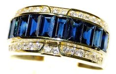 18K Yellow Gold Diamond For Men Blue Sapphire Eternity Ri... https://www.amazon.com/dp/B00CDO5LWS/ref=cm_sw_r_pi_dp_VQqDxbG4PB19R