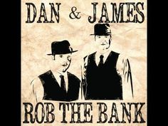 """one of my favorite covers...plus it's just time to """"Rob the Bank"""""""