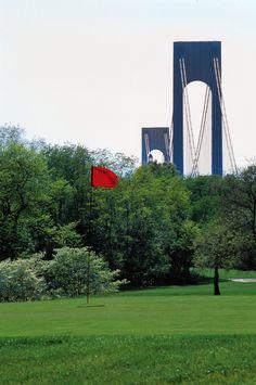Dyker Beach Golf Course located in Brooklyn