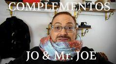 Ideas para compras de Navidad: Jo & Mr.  Joe