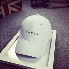 Letter Youth Printed Cap Hat Duck Boot Summer 100% High Quality Strapback snapback Cap gorras for Women Men 2016 Hot Sale