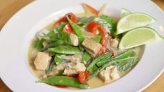How to Make Easy Green Curry Chicken