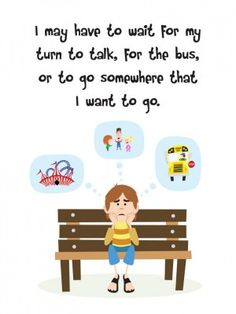 Original Social Story about riding the bus to school