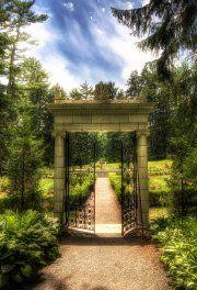 Yaddo Gardens~ Saratoga Springs, NY summer <3