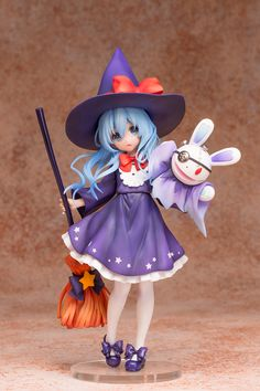 Buy Pulchra Date A Live Yoshino PVC Figure from Otaku HQ's recommended partners Date A Live, Clay Figures, Action Figures, Vocaloid, Neko, Chibi, Anime Store, Mode Shop, Anime Dolls