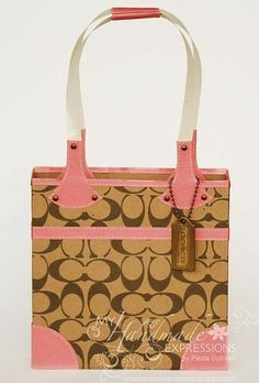 Coach Purse ~ pretty pink 0c1d89ab0fcff