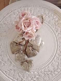 Wonderful Shabby Chic Decorating Ideas for Valentines Day