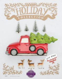 Holiday collection 2016 is now available!! Https://elizabethault.scentsy.us