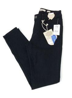 YMI Jeans Wanna Betta Butt Jeggings Size 9 Black Mid-Rise Skinny NWT $54 #YMI #Skinny #wannabettabutt #juniorjeggings #blackjeans #fasjion #apparel #style #womensfashion #womensstyle #womensapparel