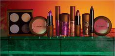 Maquiagem MAC Temperature Rising Collection!
