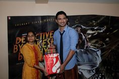 Sushant Singh Rajput Handovers the Prizes To Film Contest Winners