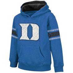 Duke Blue Devils Duke Blue Fullback Pullover Hoodie Sweatshirt
