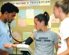 best kinesiology schools graduate programs exercise science