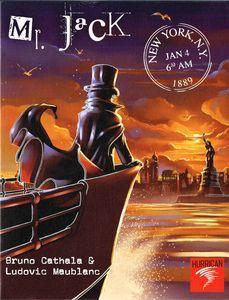 Mr. Jack in New York | Board Game | BoardGameGeek