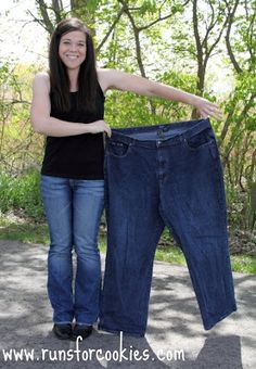 I wrote this after losing almost 100 pounds. I couldn't believe the physical changes in my body and health!  Aside from the scale, I observe...