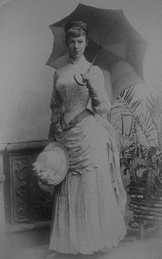 Archiduchesse Marie-Valérie (1868-1924)