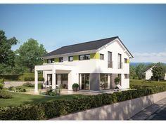 Einfamilienhaus mit hohem Kniestock