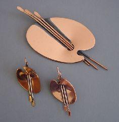 Renoir Copper Jewelry