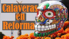 Mexicráneos   Calaveras en Reforma
