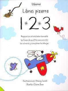 Los duendes y hadas de Ludi: Libro Pizarra de los Números.