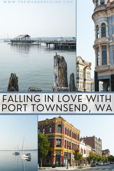 Washington Things To Do, Washington State, Oregon Travel, Travel Usa, Port Townsend Washington, Historical Architecture, Pacific Northwest, Vacation Trips, Places To See