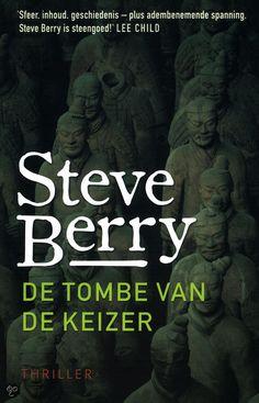 Steve Berry - De tombe van de keizer