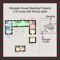 Clan gregor clangregor on pinterest glengyle steading blueprint malvernweather Choice Image