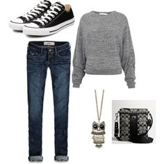 Cute everyday outfits, Everyday outfits and Lazy day ...