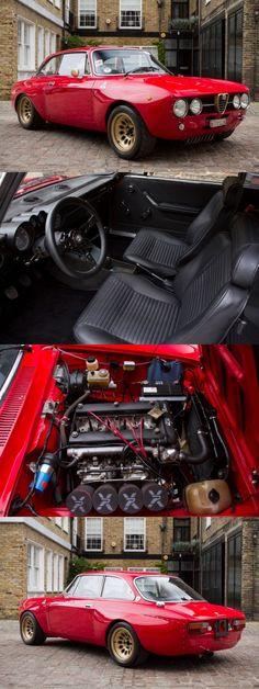 1972 Alfa Romeo GTAm Recreation