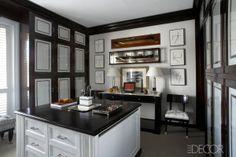 Madrid Apartment Design - Luis Bustamante Madrid Home - ELLE DECOR