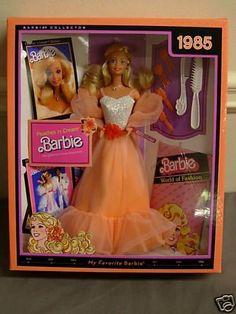 Cool-tura retro. La mejor forma de (re)vivir los ochentas.: Barbie
