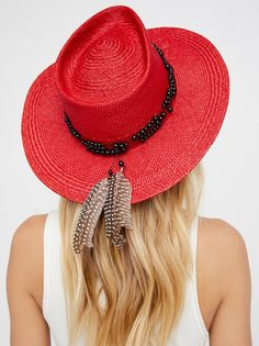Gladys Tamez Millinery Dean Straw Panama Hat at Free People Clothing  Boutique 155e6ee0a986
