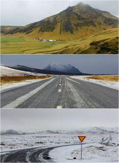 IJsland in de winter: 10 redenen waarom je móet gaan! Country Roads, Mountains, Nature, Travel, Naturaleza, Trips, Traveling, Nature Illustration, Tourism