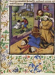 Murder, mayhem and a very small penis: motives for revenge in the 1375 murder of William Cantilupe, great-great nephew of St. Thomas of Hereford #medieval