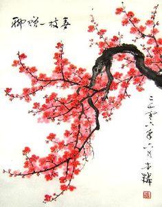 Cherry Blossoms - Happy Vernal Equinox!