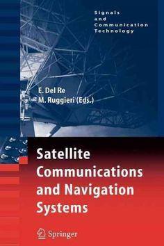 Wireless communication books wireless communication book online satellite communications and navigation systems signals and communication technology fandeluxe Choice Image