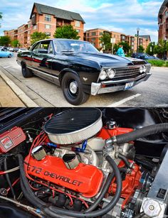 The Cleanest Chevy Muscle Cars at: http://hot-cars.org/