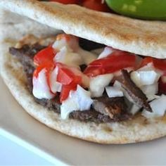 Dash's Donair. my husband craves donair almost daily. gonna attempt to make it for him. fingers crossed