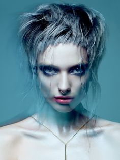 NAHA Finalist Hairstylist of the Year Allen Ruiz on Behance