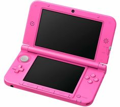 nintendo 3ds xl pink - Google Search