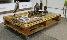 Veja 5 modelos de mesas de centro bem criativas
